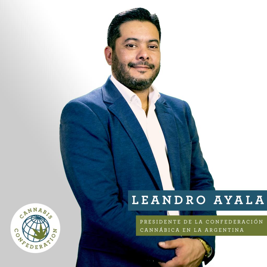 Leandro Ayala - Presidente